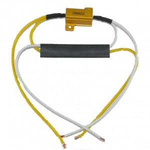 Resistor till LED 24V  1