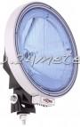 SIM Extraljus Lång LED-ring blå reflektor (2815)