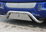 Frontbåge Scania Regplåt