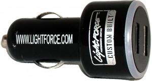 USB-laddare Lightforce  1