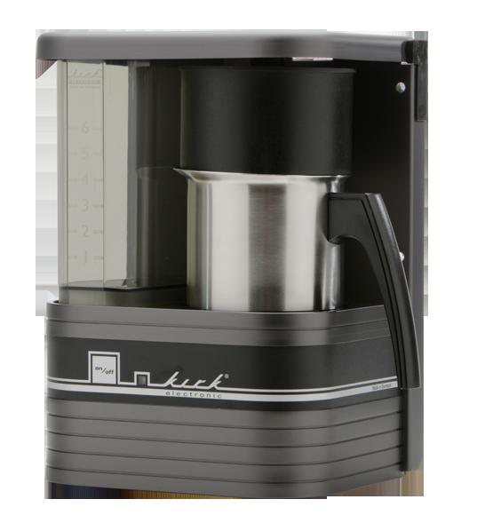 Kirk kaffebryggare 6 koppars 12V
