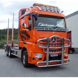 MB Actros MP4 Frontbåge Freeway