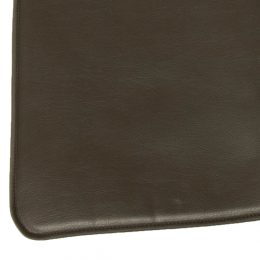 Mattor leatherimit svart