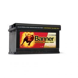 Banner Running Bull 80Ah AGM 58001