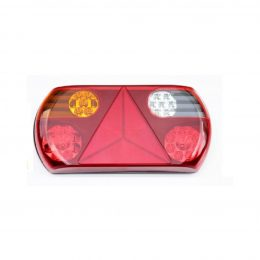 Släpvagnsbakljus LED 5-funkt. VÄ