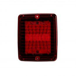 Bak/bromsljus LED 56-dioder