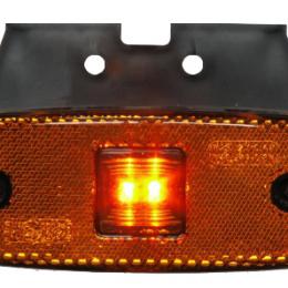 Markeringsljus LED m. reflex