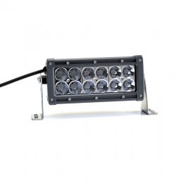 6 tum Dual Row 5W Lightforce LED-bar