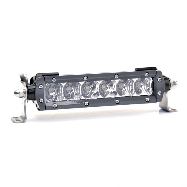 6 tum Single Row 5W Lightforce LED-bar