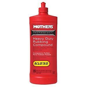 Mothers Heavy Duty Rubbing Compound 1L