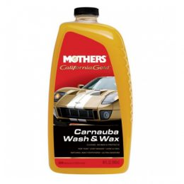 Mothers Carnauba Wash & Wax 1,9l Schampo