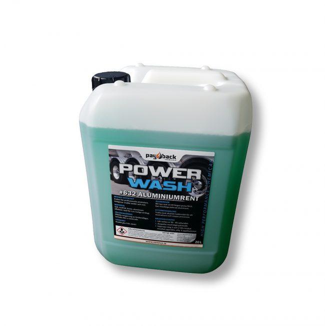Power Wash Aluminiumrengöring 20L