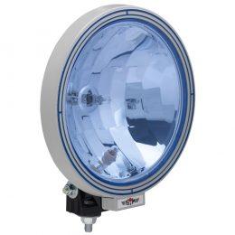 SIM extraljus blå bred ljusbild
