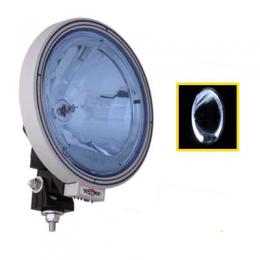 SIM Extraljus Bred LED-ring blå reflektor (2715)