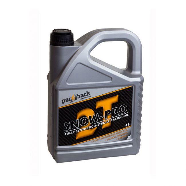 2-taktsolja 840 Snow-Pro 4 liter