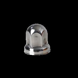 Mutterkåpa rostfritt stål 33x52mm