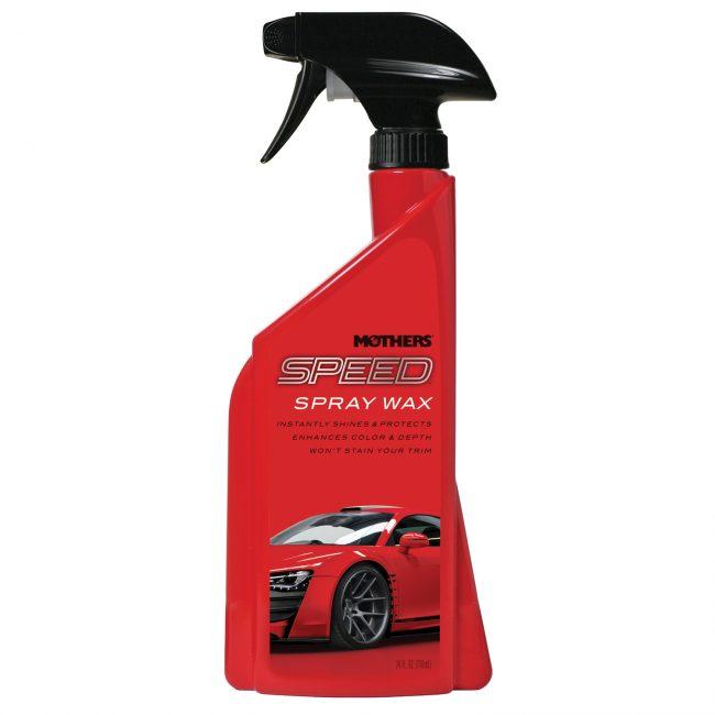 Mothers SPEED Spray Wax