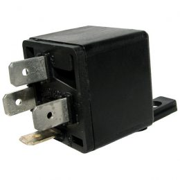 Relä 40A 12V Enkel On/Off 4 stift