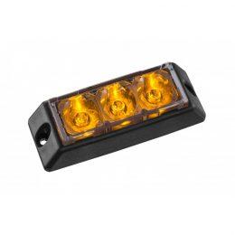 Blixtljus 3-LED