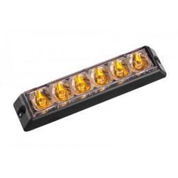 Blixtljus 6-LED