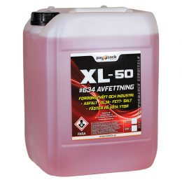 XL-50 Effektiv Petroleumavfettning