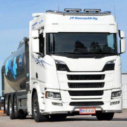 Takbåge för Scania