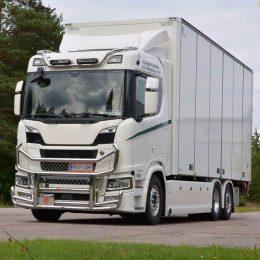 Scania NextGen Frontbåge Freeway V1