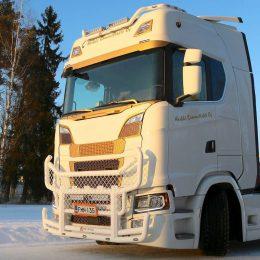 Frontbåge för Scania