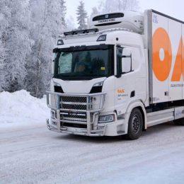 Scania NextGen Frontbåge Freeway V3