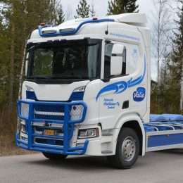 Scania NextGen Frontbåge Freeway V3.0 Lackad