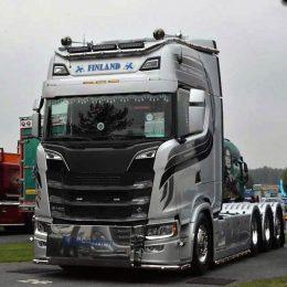 Takbåge Maxi för Scania