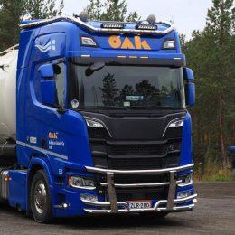 Scania NextGen Highline Takbåge Maxi