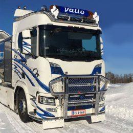 Scania NextGen Frontbåge Dakar V1.0
