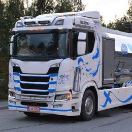 Scania NextGen Frontbåge Masken