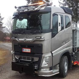 Plogbåge Volvo FH4