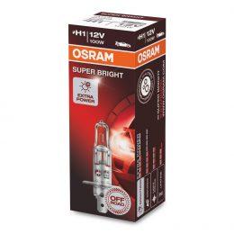 Osram Super Bright H1 12V 100W Offroad