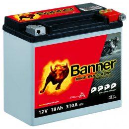 Banner Bike Bull AGM PRO ETX 9