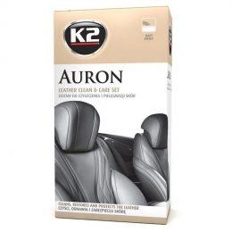 K2 Auron lädervård 2