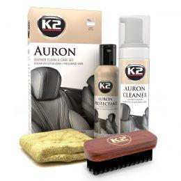 K2 Auron lädervård