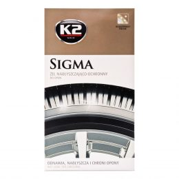 K2 Sigma däckglans 500ml 2