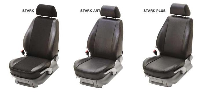 Stark Art Bilklädsel passande VW Transporter / Caravelle 2