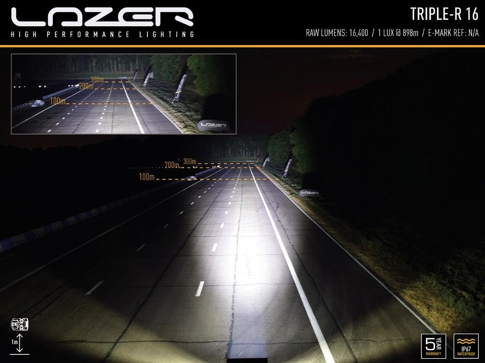 Lazer Triple-R 16 Standard