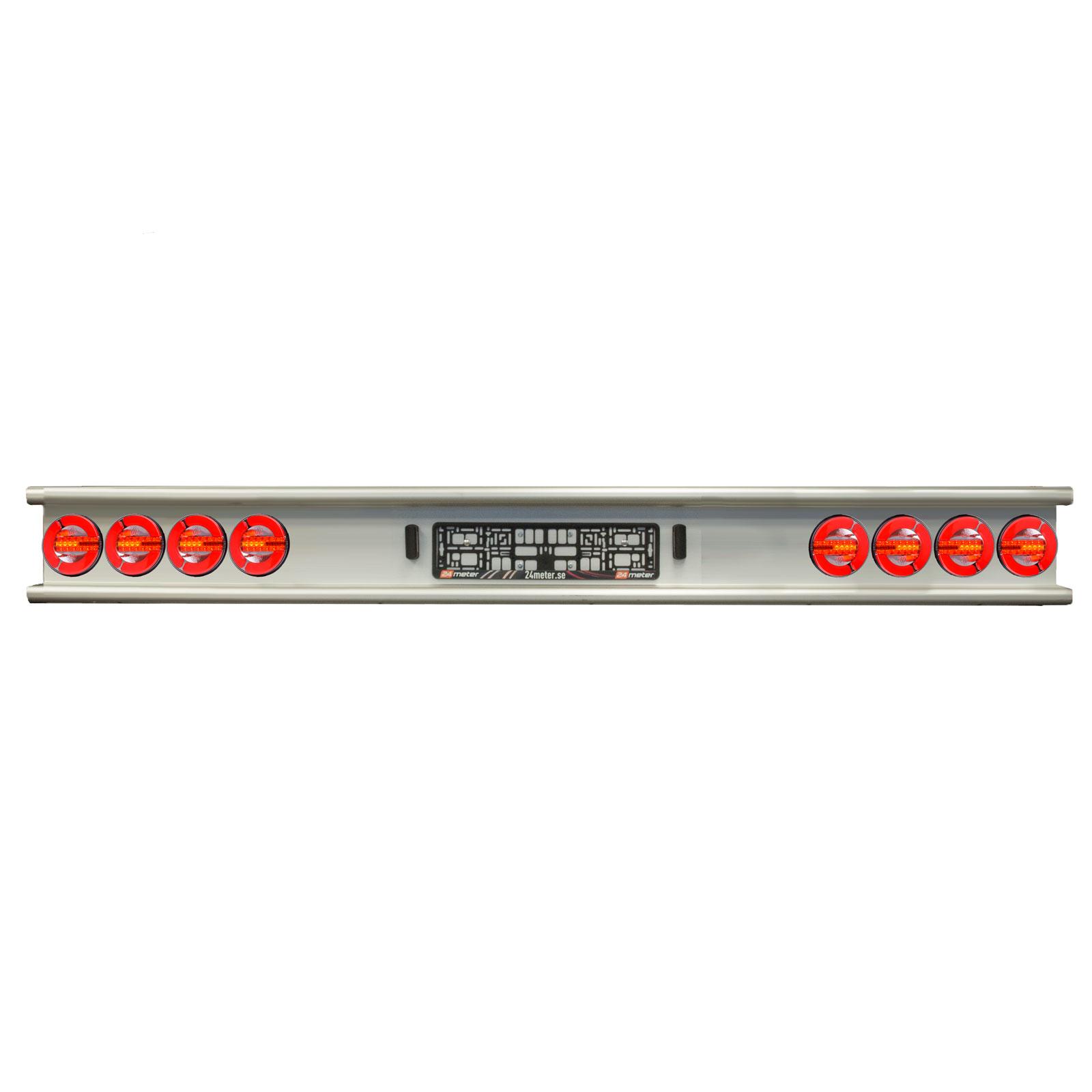 iLectric Bakljusramp Quattro W153 Dynamic