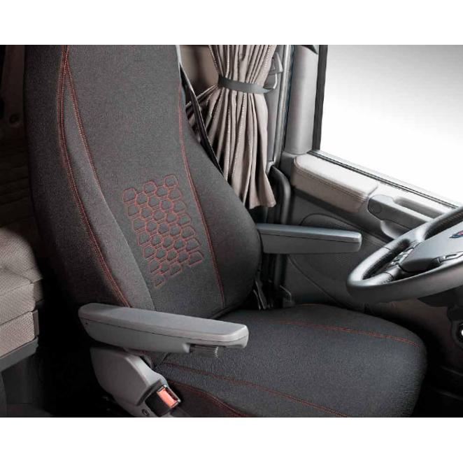 Block Bilklädsel passande Volvo FL/FE 2