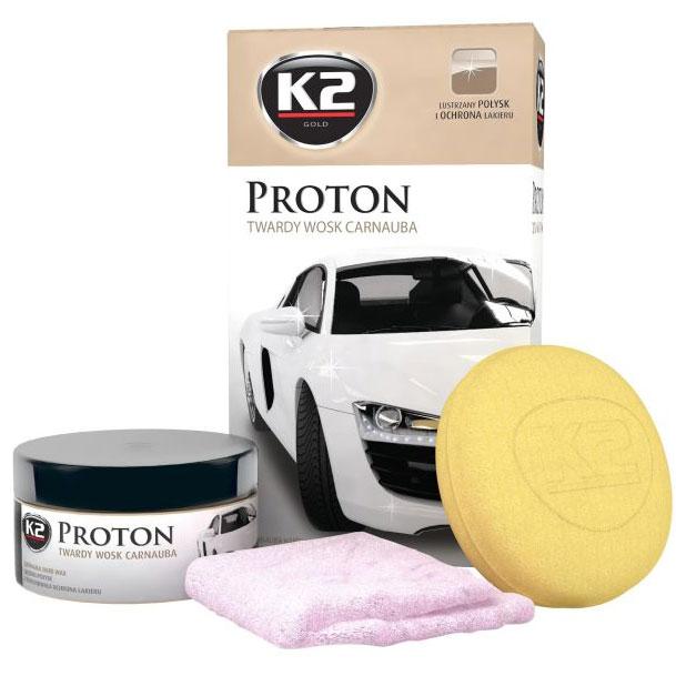K2 Proton Kit Carnauba hårdvax 200 g
