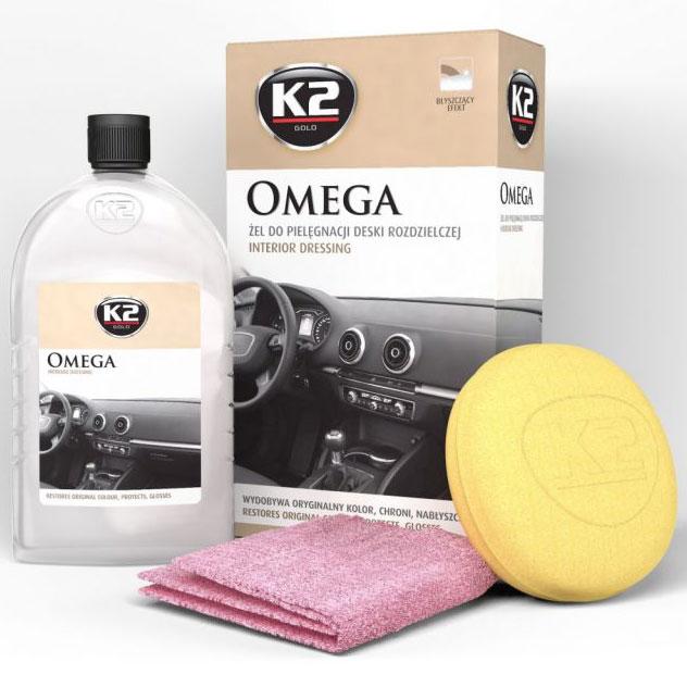K2 Omega 500 ml interior dressing