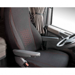 Block Bilklädsel passande Dacia Dokker 2