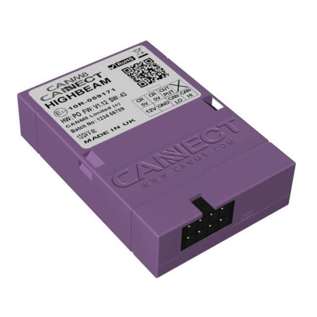 Cannect M8 Highbeam Canbus Interface