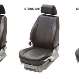 Stark Art Bilklädsel passande Dacia Dokker 2