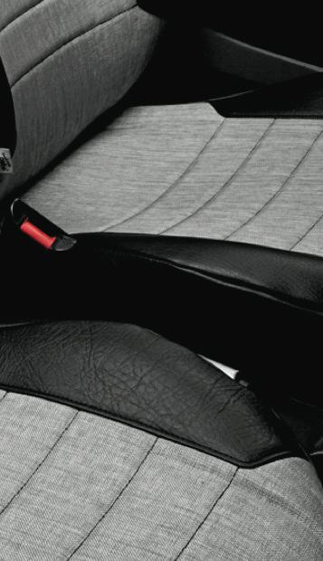 Vegas Bilklädsel passande Opel Corsa